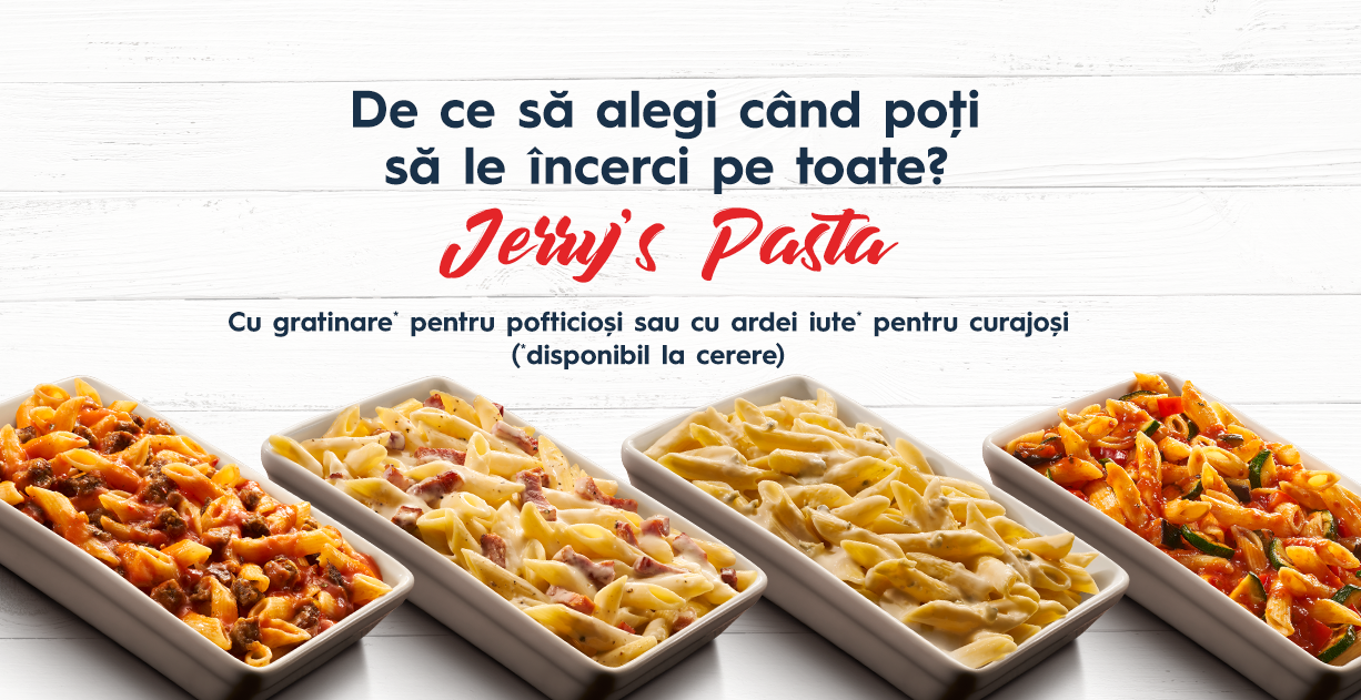 Jerry's Pizza Banner